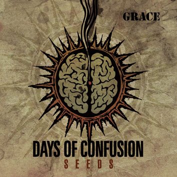 Days of Confusion Seeds Grace Cover